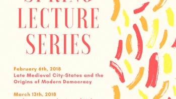 Lecture series banner