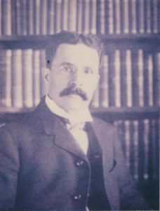 Charles Augustus Strong, early 1900's