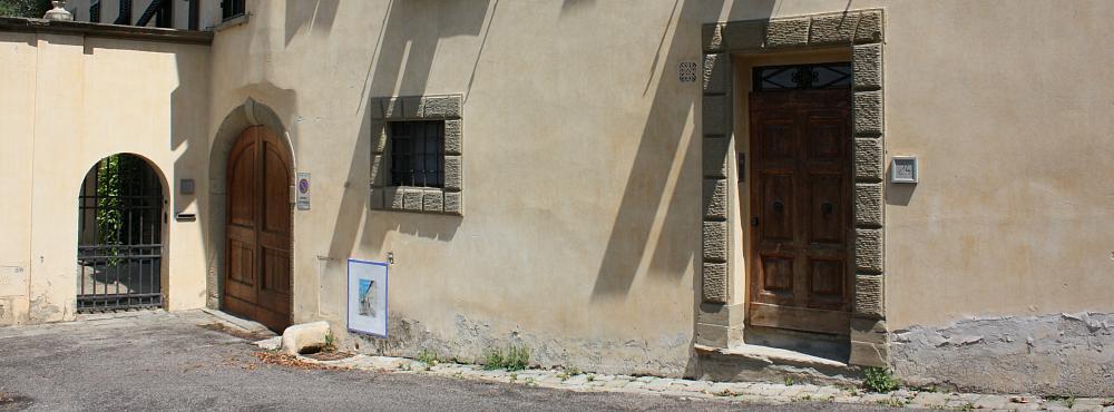 Villa Gate Entrance
